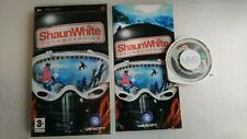 Shaun White Snowboarding for Sony PSP – UK Preowned – FAST DISPATCH