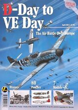 D-Day To VE Day: Air Battle Over Europe: Aircraft Modeling (Valiant Wings AE1)