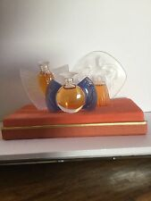 "Lalique ""Ultimate Flacon Collection"" Perfume Minature Replicas 1998 1999 2000"