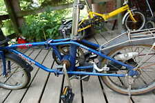 Dahon Classic III  EP 203 folding bicycle bike 3 speed 16 X1.75 inch tires