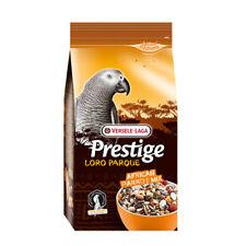 Versele Loro African Parrot -1 kg für Graupapageien - Körnerfutter, Saaten