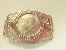 1976 Kennedy Half Dollar Belt Buckle (#BB-5)