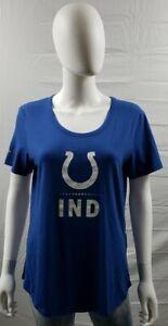 Under Armour Womens Shirt Size Medium M T-Shirt NFL Combine Heatgear NWT