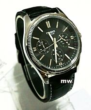 Casio MTP1375L-1A Day Date Analog Quartz Black Dial Leather classic Gent's Watch