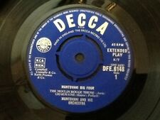 Mantovani. The Moulin Rouge THEME. Mantovani's Big Four ippe Excellent + vinyle