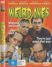 Weird Ones  DVD 1998_Sam Toomey_Ariane Degeus_Katina Cremona_John Howitt
