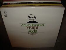 TOSCANINI / VERDI aida ( classical ) - 3lp box set - booklet - digital -