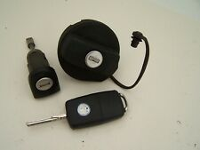 VW Golf mk4 door lock, fuel cap (1997-2003)