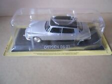 Legendary Cars  CITROEN DS 21   1:43 Die Cast  [MZ]