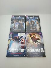 Doctor Who Christmas Special Dvd Lot