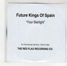 (GE782) Future Kings Of Spain, Your Starlight - DJ CD