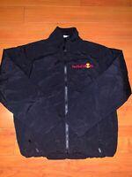 Redbull Winter Jacket sx runs big is more like a small.