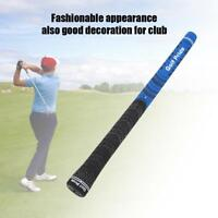 Durable Ultralight Rubber Golf Grip Club Anti-Slip Comfort Standard Handle Cover
