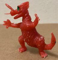Dinosaur Monster figure plastic vintage 1980's Prehistoric Animal Space