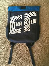 Blue LAPTOP BOOK BAG BACK PACK expandable Roll-Top EF Educational Travel Tours