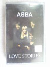 ABBA LOVE STORIES RARE CASSETTE INDIA OCT 2000