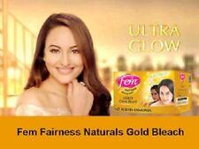 5 X Fem Fairness Creme Bleach Pure Gold Natural Fairness 24Gm free & fast ship