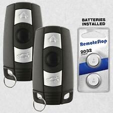 2 For 2009 2010 2011 BMW 328i xDrive 335d 528i 535i 530i Smart Remote Key Fob