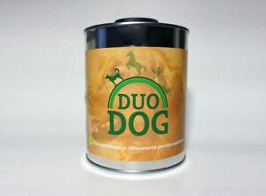 Duo Dog Pferdefett 1000ml Nahrungsergänzung für Hunde Haut Allergien Darm Knoche