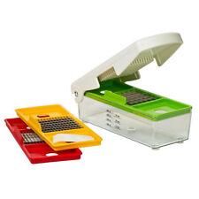 Progressive Prepworks Manual Fruit/Vegetable Kitchen Food Chopper/Slicer/Cutter