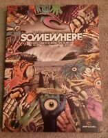 """Rip Curl Presents """"Somewhere:The Movie-Many Hands Making The Search"""" DVD SURFING"""