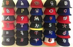 "MLB Snapback Hats All 30 Baseball Teams Baseball Hats - ""We Sell Quality Hats"""