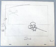 Original Animation Drawing, Tom and Jerry Cartoon, Touche Pussy Cat 1954 Tuffy