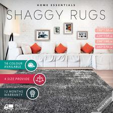 Floor Rug Shaggy Carpet Area Rugs Living Room Mat Bedroom Soft Mats Extra Large