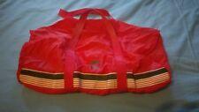 Vintage Pizza Hut Zip Up Duffle Bag