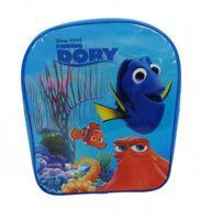 Disney Finding Nemo 'Dory' PVC Front School Bag Rucksack Backpack Brand New