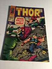 Thor 149 Vg/Fn Very Good/Fine 5.0 Marvel Comics Silver Age