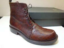 GIANFRANCO FERRE GFF 3106 Her Premium Schuhe Stiefel Leder Italy Gr.43(US10 Neuw