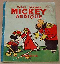 MICKEY -17- / Mickey abdique / EO 1939 / BE+