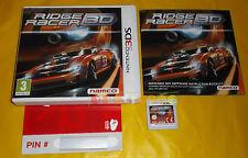 RIDGE RACER 3D Nintendo 3Ds Vers Inglese gioco in Italiano Vip New ○○○○ COMPLETO