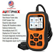 Autophix OM126 Automotive OBDII Diagnostic Code Reader Check Engine Scan tool