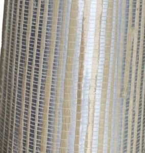 YORK wallpaper Candice Olson Silver/Jute Grasscloth Double CO2090 8 Rolls MCM