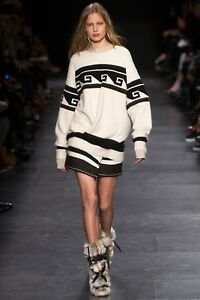 Isabel Marant Runway Pietra leather and Fur Boots FR37