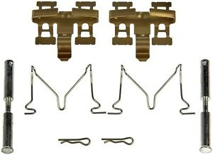 Disc Brake Hardware Kit fits 1998-2010 Lexus SC430 GS300 GS430  DORMAN - FIRST S