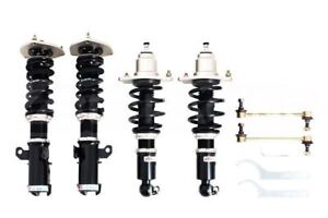 BC Racing BR Type Coilover Lowering Shock Kit For 03-08 Toyota Corolla / Matrix
