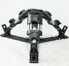 New Professional Low Angle Shooting 100mm Bowl Video Camera Tripod Load 15KG H