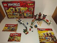 Lego Ninjago Super Pack 3in1 66383+2258+2259