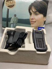 Nokia 6230 - Black (Unlocked) Mobile Phone Boxed