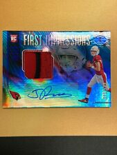 Josh Rosen 2018 Illusions First Impressions RC Auto Patch 28/100 Cardinals