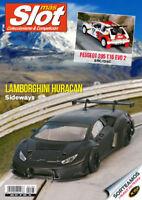 Magazine Mas Slot revista coleccionismo Diciembre 2017 nº186  Huracan Sideways