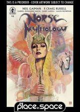 (WK46) NEIL GAIMANS NORSE MYTHOLOGY II #6B - MACK VARIANT - PREORDER NOV 17TH