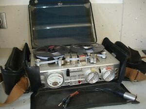 magnetophone Hi-Fi  vintage NAGRA IS  Switzerland 1962