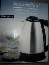 Markenlose Wasserkocher aus Edelstahl