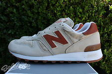 NEW BALANCE 1300 SZ 9 AGE OF EXPLORATION MADE IN USA TAN POWDER BROWN M1300DSP