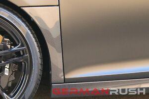 2007-2015 Audi R8 Carbon Fiber Fender Lets / Audi R8 Fenders replacement CF