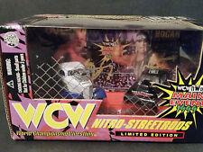 RARE Racing Champions NWO WCW Nitro Streetrods Goldberg Buick Grand National GNX